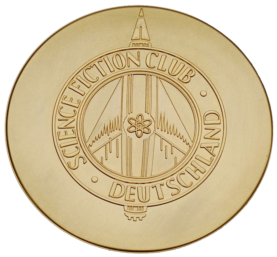 Medaille Deutscher Science Fiction Preis